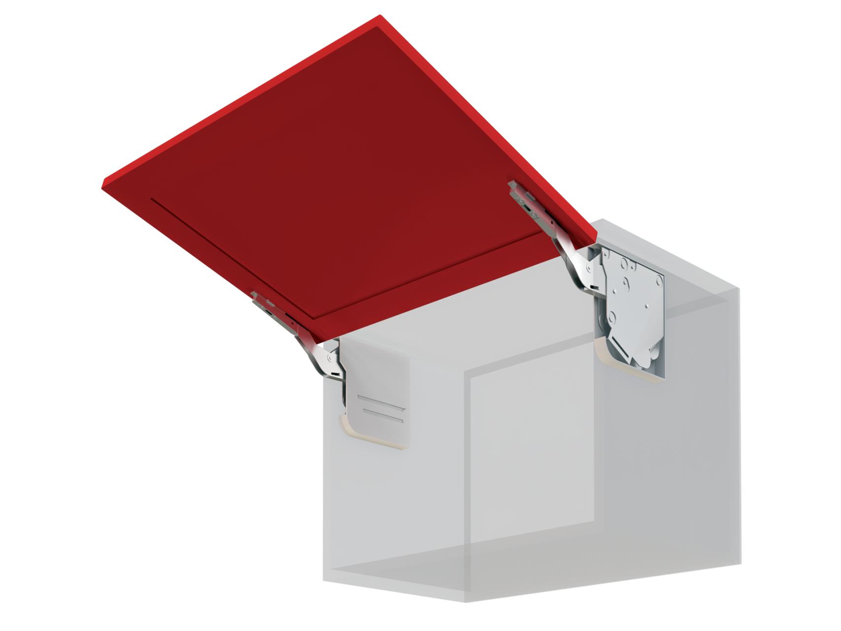 Подъемный механизм для фасадов